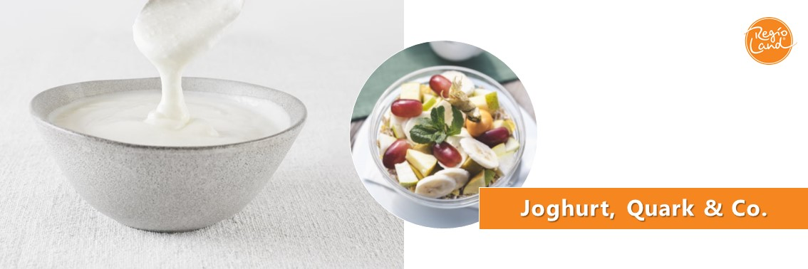 Joghurt, Quark & Co.