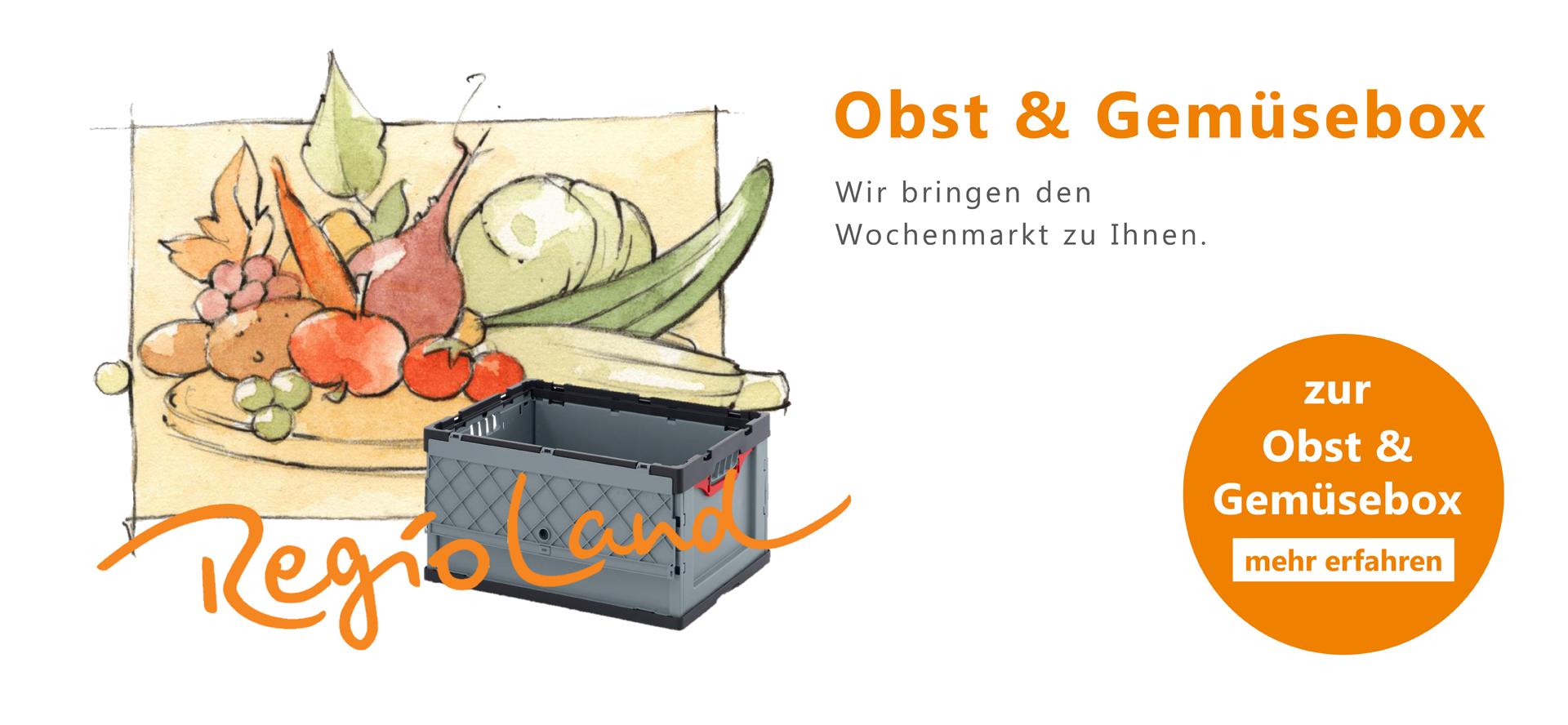 Obst & Gemüsebox